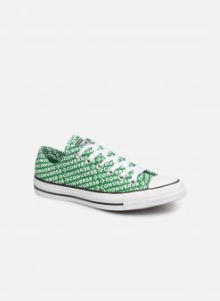 Sneakers Chuck Taylor All Star Wordmark 2.0 Ox W by ConverseConverseGroenPaar schoenen - Sneakers88875666980740Textiel
