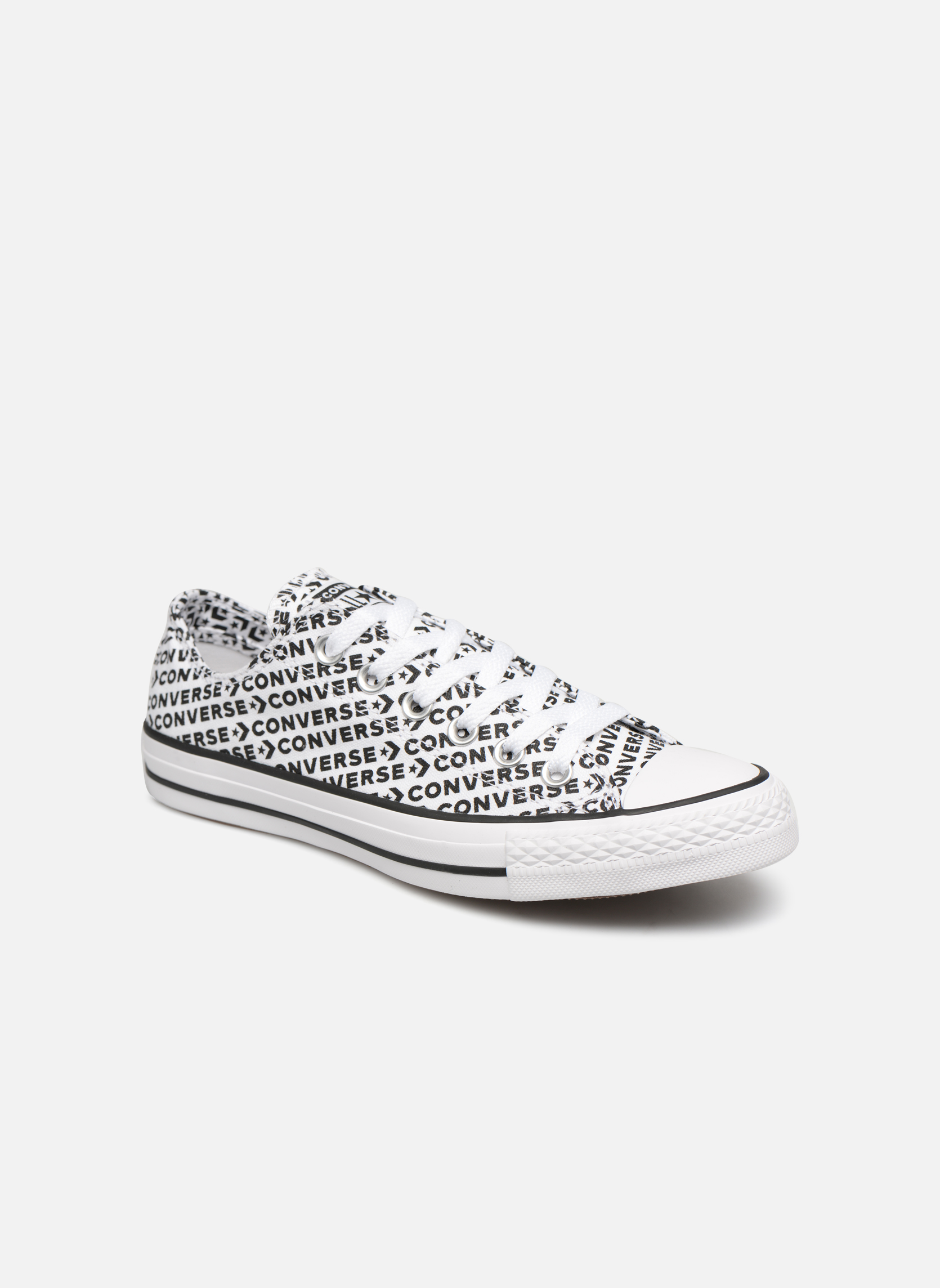 Sneakers Chuck Taylor All Star Wordmark 2.0 Ox W by ConverseConverseZwartPaar schoenen - Sneakers88875667100840Textiel