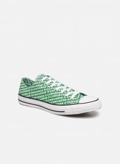 Sneakers Chuck Taylor All Star Wordmark 2.0 Ox by ConverseConverseGroenPaar schoenen - Sneakers88875666968545Textiel