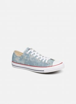 Sneakers Chuck Taylor All Star Worn In Ox by ConverseConverseBlauwPaar schoenen - Sneakers88875664379146Textiel