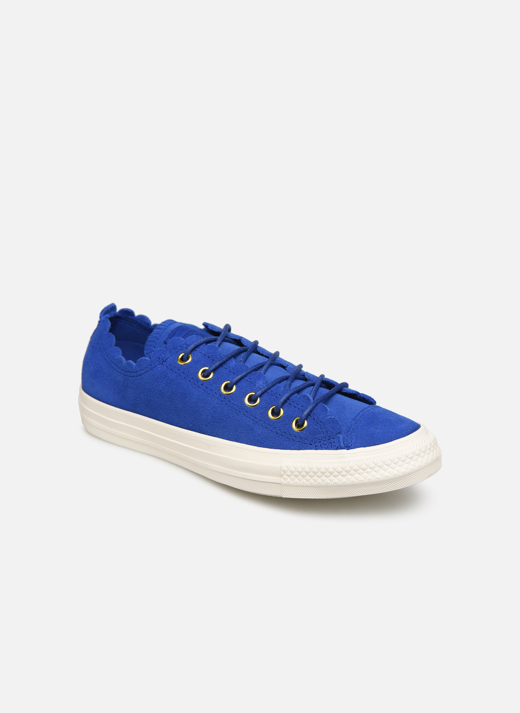 Sneakers Chuck taylor all star Washed by ConverseConverseBlauwPaar schoenen - Sneakers88875651424441Leer