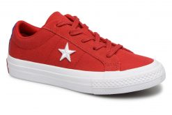 Sneakers One Star Country Pride Ox by ConverseConverseRoodPaar schoenen - Sneakers88875556692327Textiel