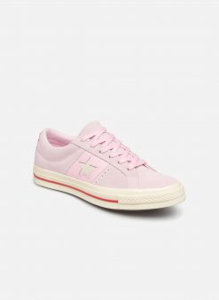 Sneakers One Star Fashion Baller Ox by ConverseConverseRozePaar schoenen - Sneakers88875640486642Leer