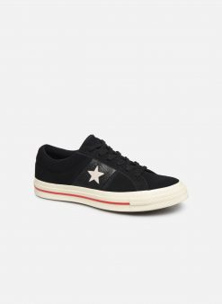 Sneakers One Star Fashion Baller Ox by ConverseConverseZwartPaar schoenen - Sneakers88875640504741Leer