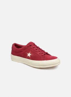 Sneakers One Star Love in The Details Ox by ConverseConverseBordeauxPaar schoenen - Sneakers88875640444641Nubuck