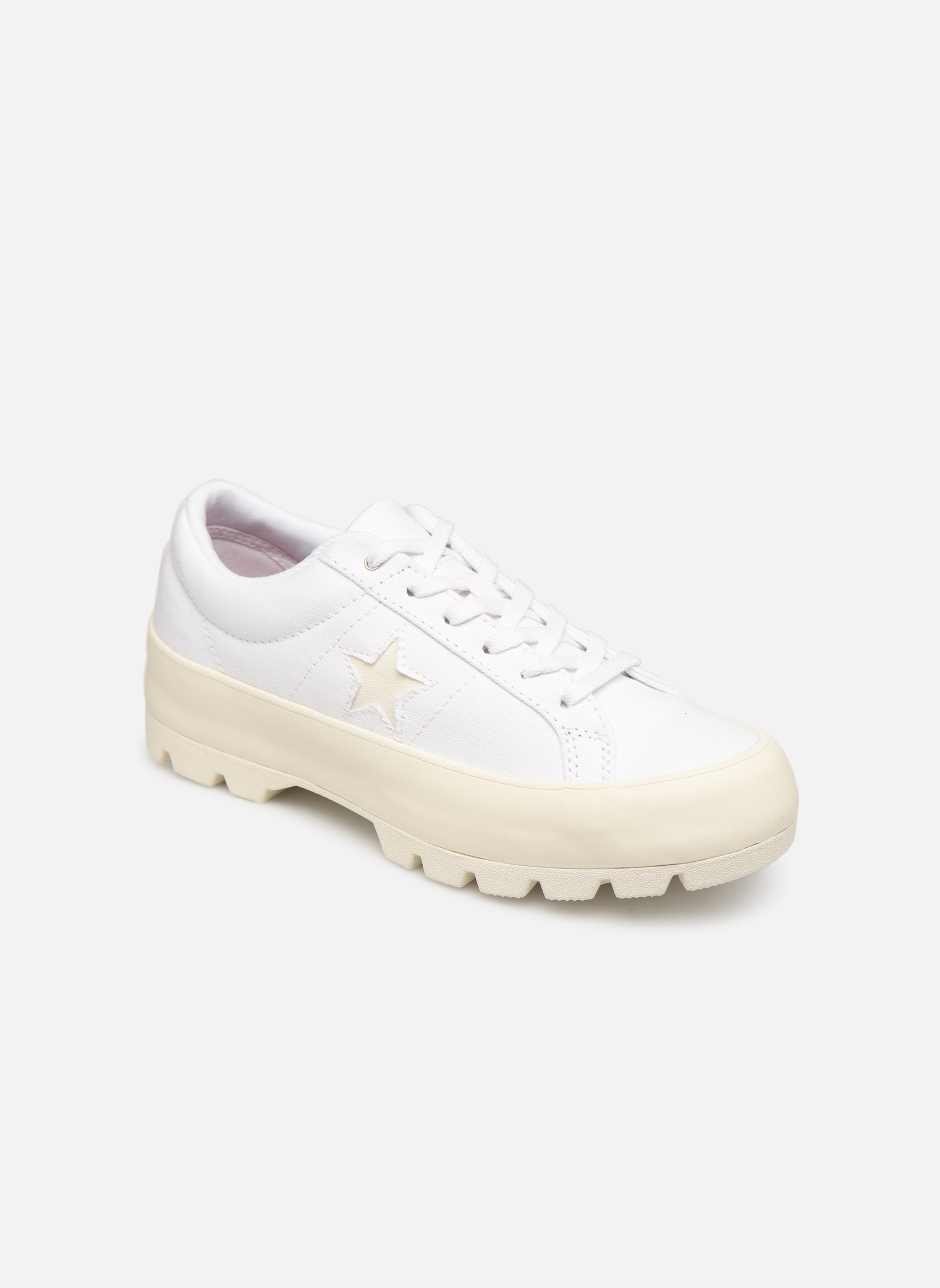 Sneakers One Star Lugged Court Stopper Ox by ConverseConverseWitPaar schoenen - Sneakers88875646417441Textiel