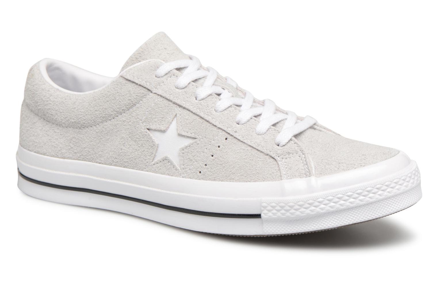 Sneakers One Star Ox Ash by ConverseConverseGrijsPaar schoenen - Sneakers42Nubuck
