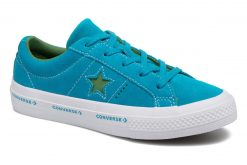 Sneakers One Star Ox Converse Wordmark Suede by ConverseConverseBlauwPaar schoenen - Sneakers88875527607528Nubuck