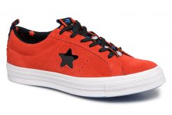 Sneakers One Star Ox Fiery Hello Kitty by ConverseConverseRoodPaar schoenen - Sneakers88875653447136Nubuck