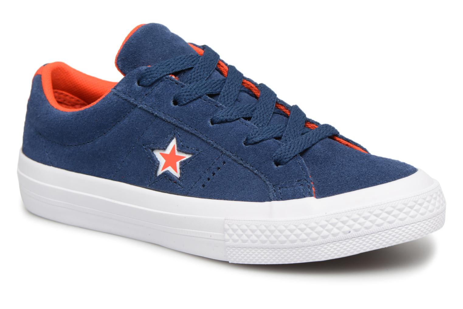 Sneakers One Star Ox Molded Varsity Star by ConverseConverseBlauwPaar schoenen - Sneakers88875527554234Nubuck