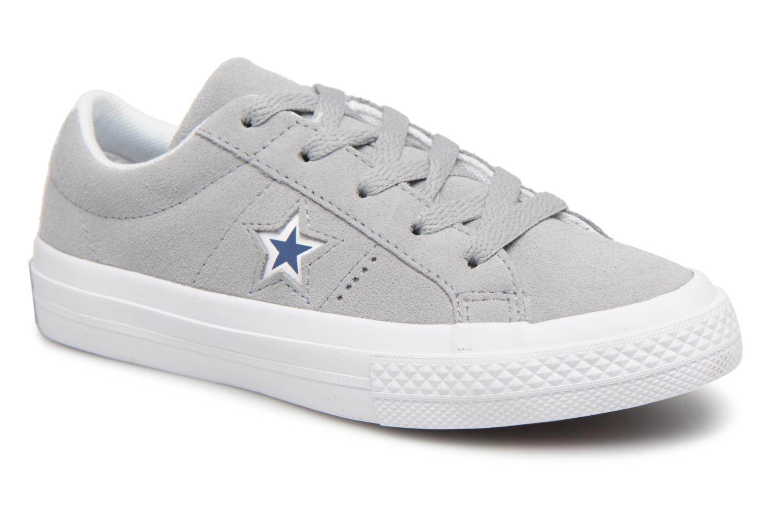 Sneakers One Star Ox Molded Varsity Star by ConverseConverseGrijsPaar schoenen - Sneakers88875527559728Nubuck