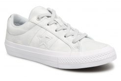 Sneakers One Star Ox Peached Wash by ConverseConverseZilverPaar schoenen - Sneakers88875527535128Textiel