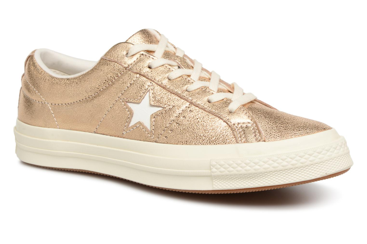 Sneakers One Star Ox W by ConverseConverseGoud en bronsPaar schoenen - Sneakers88875578593539Nubuck