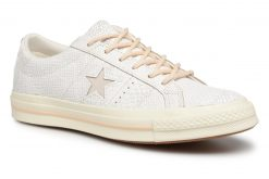 Sneakers One Star Ox W by ConverseConverseWitPaar schoenen - Sneakers88875572631038Leer