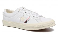 Sneakers One Star Piping Pack Ox M by ConverseConverseWitPaar schoenen - Sneakers42Leer
