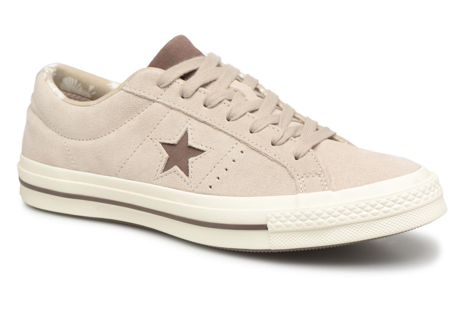 Sneakers One Star Tropical Feet Ox by ConverseConverseBeigePaar schoenen - Sneakers88875554129640Nubuck