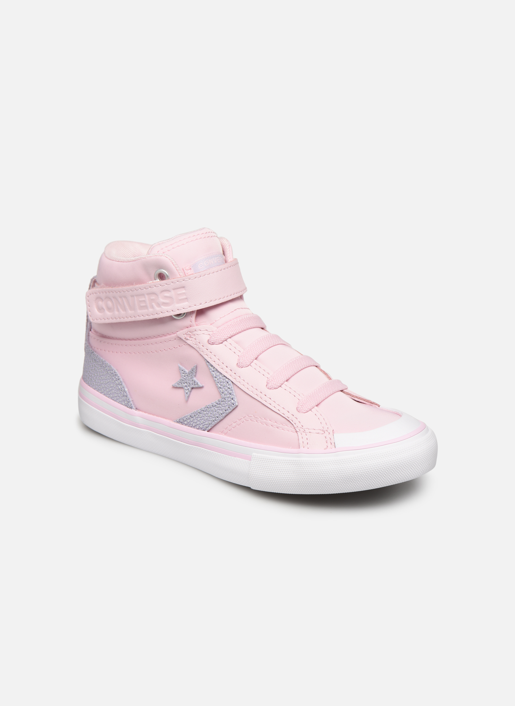 Sneakers Pro Blaze Strap Hi Tipped Back Court Leather by Converse Maat 34