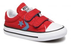 Sneakers Star Player 2V Canvas Ox by ConverseConverseRoodPaar schoenen - Sneakers88875558823918Textiel