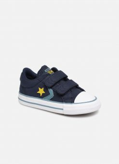 Sneakers Star Player 2V Ox Spring Essentials E by ConverseConverseBlauwPaar schoenen - Sneakers88875649786826Textiel