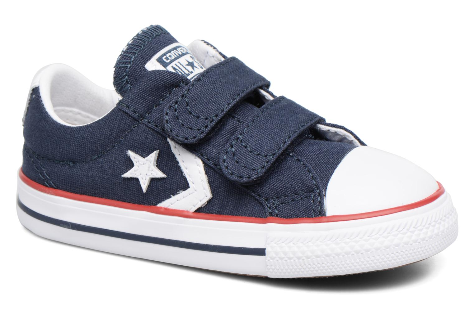Sneakers Star Player 2V Ox by ConverseConverseBlauwPaar schoenen - Sneakers2285973080820Textiel