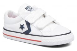 Sneakers Star Player 2V Ox by ConverseConverseWitPaar schoenen - Sneakers2285977398025Textiel