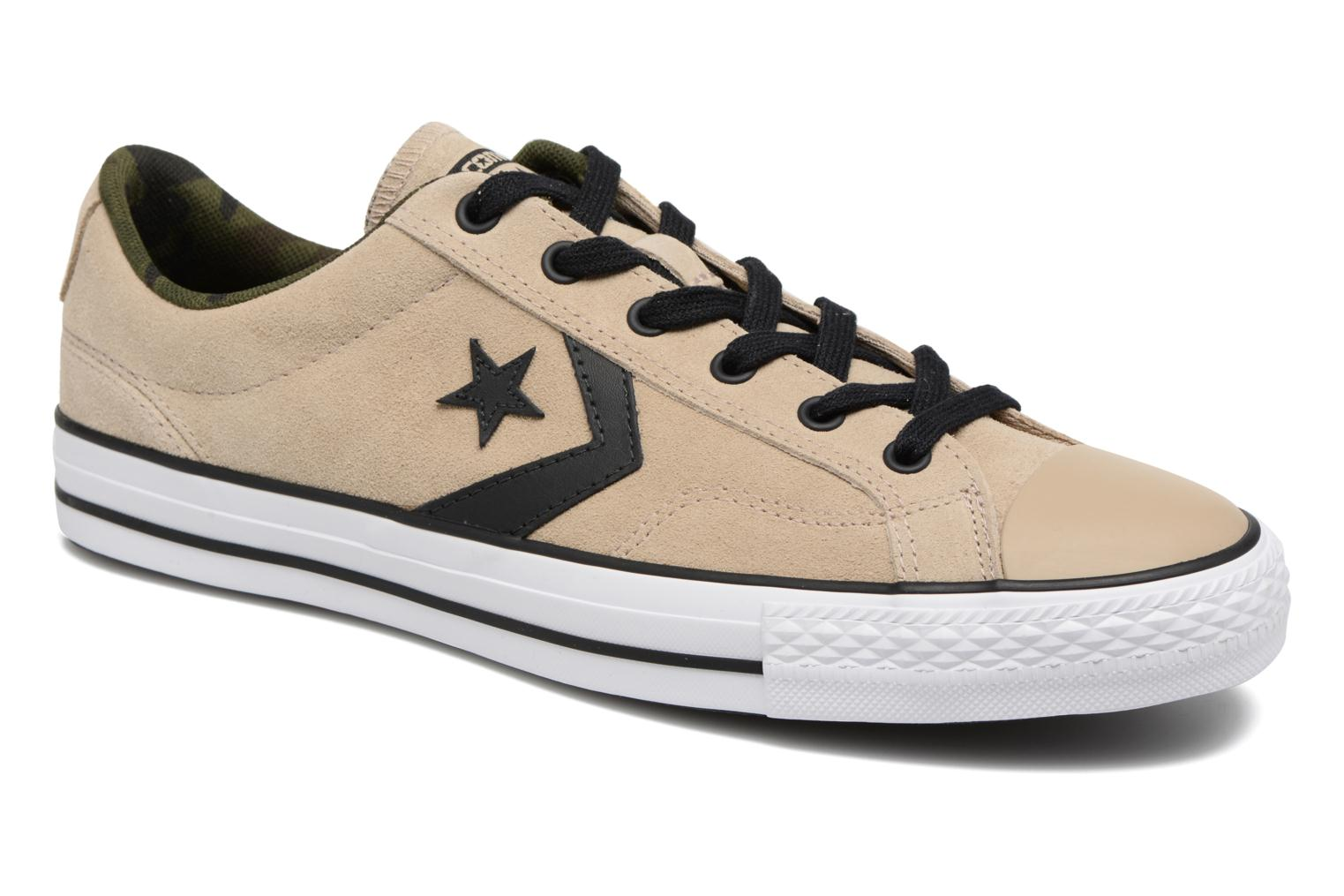 Sneakers Star Player Camo Suede Ox by ConverseConverseBeigePaar schoenen - Sneakers88875526840740Nubuck