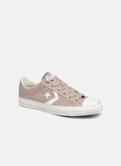 Sneakers Star Player Canvas/Suede Ox by ConverseConverseBruinPaar schoenen - Sneakers88875655066245Leer/textiel