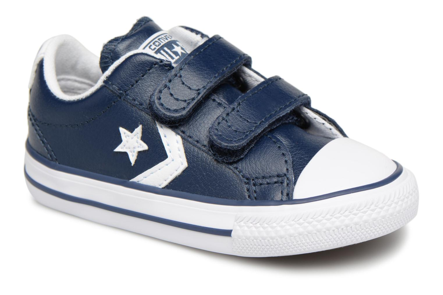 Sneakers Star Player EV 2V Back To School Ox by ConverseConverseBlauwPaar schoenen - Sneakers88695516624019Leer