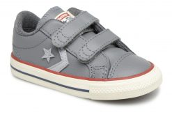 Sneakers Star Player EV 2V Ox Sport Canvas by ConverseConverseGrijsPaar schoenen - Sneakers88875479158622Leer