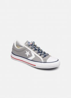 Sneakers Star Player EV Canvas Ox by ConverseConverseBlauwPaar schoenen - Sneakers88875655970238Textiel
