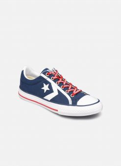 Sneakers Star Player EV Canvas Ox by ConverseConverseWitPaar schoenen - Sneakers88875655934438Textiel