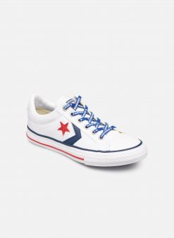 Sneakers Star Player EV Canvas Ox by ConverseConverseWitPaar schoenen - Sneakers88875655988738Textiel