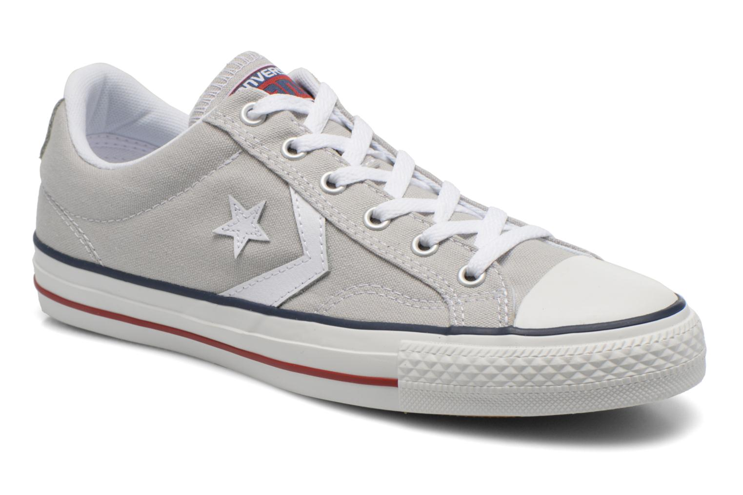 Sneakers Star Player Ev Canvas Ox M by ConverseConverseGrijsPaar schoenen - Sneakers88695494599042 1/2Textiel