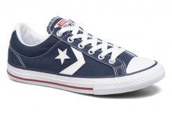Sneakers Star Player Ev Ox by ConverseConverseBlauwPaar schoenen - Sneakers88695198296728 1/2Textiel