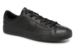 Sneakers Star Player Leather Essentials Ox by ConverseConverseZwartPaar schoenen - Sneakers88875527300542 1/2Leer