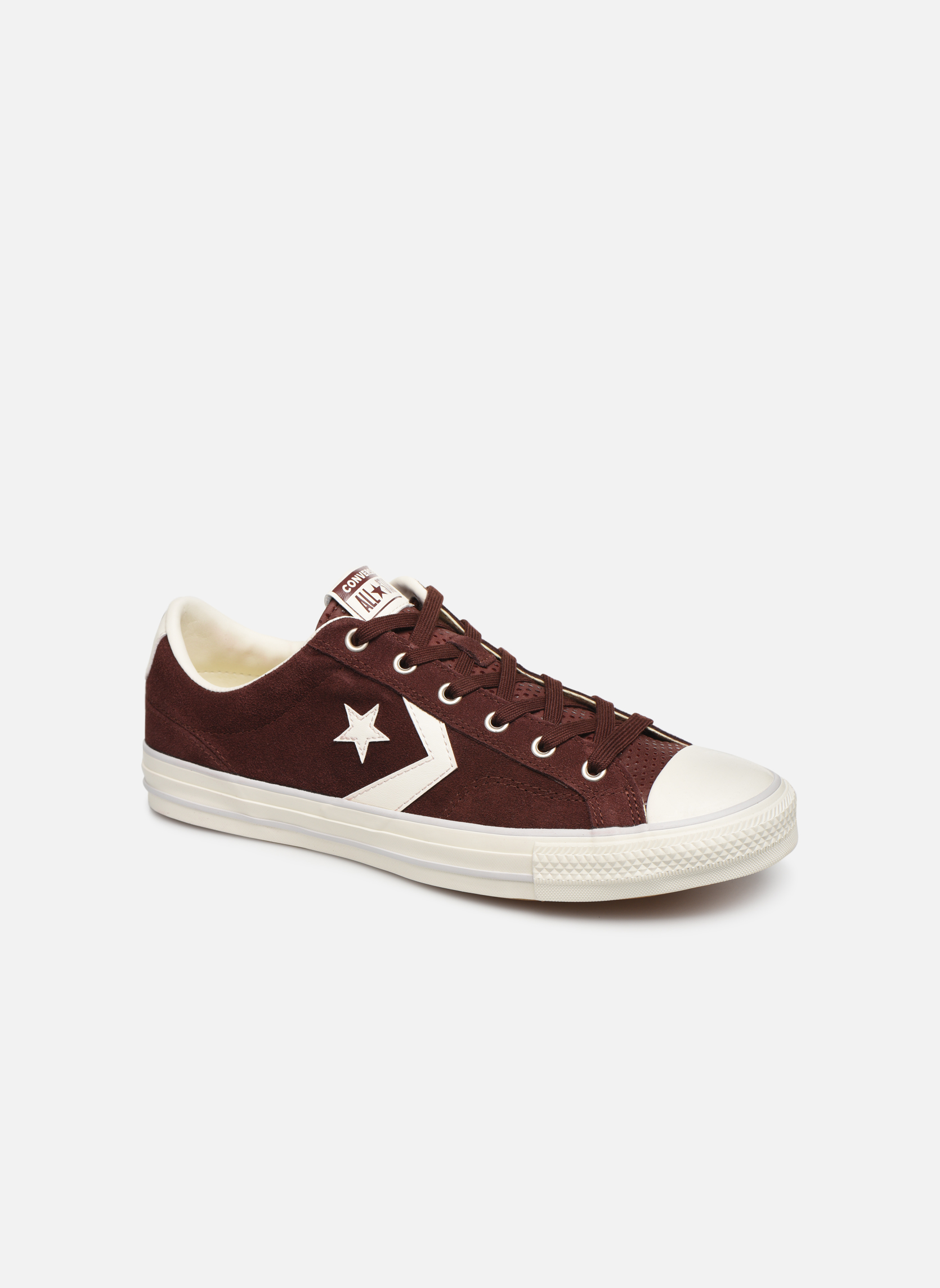 Sneakers Star Player Suede Ox by ConverseConverseBruinPaar schoenen - Sneakers88875655518645Nubuck