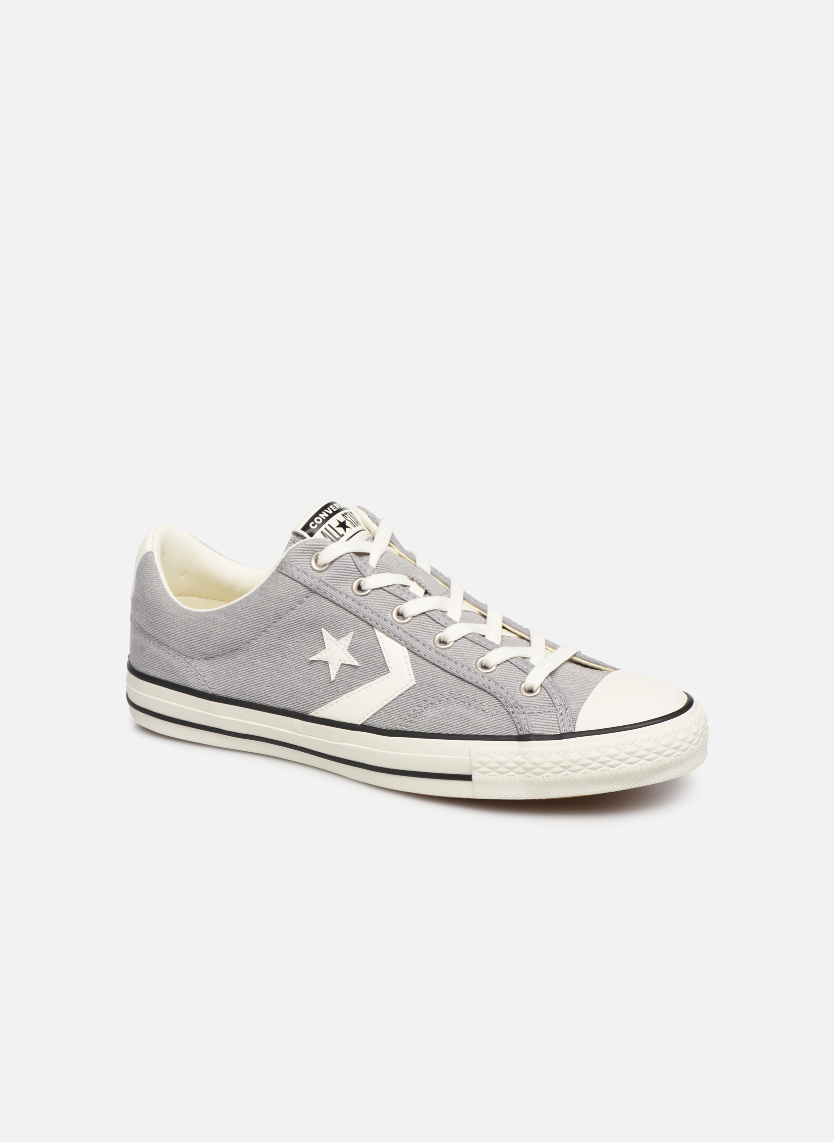 Sneakers Star Player Vitnage Canvas Ox by ConverseConverseGrijsPaar schoenen - Sneakers88875655557545Textiel