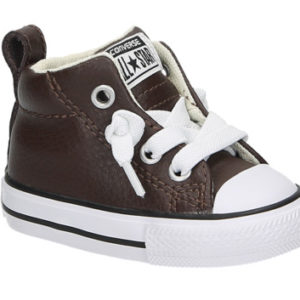 Converse CHUCK TAYLOR ALL STAR bruine hoge sneakers
