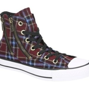 Converse CHUCK TAYLOR ALL STAR DUAL rode hoge sneakers