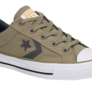Converse STAR PLAYER bruine lage sneakers
